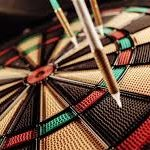 DARTS - 7:00 PM, the second and last Fridays of the month