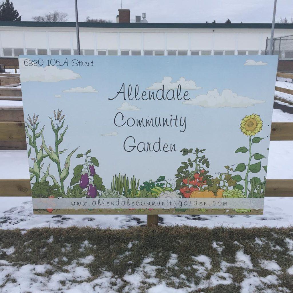 Allendale Community Garden COVID-19 Update