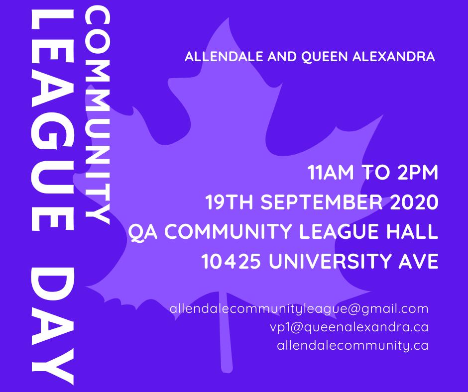 Community League Day