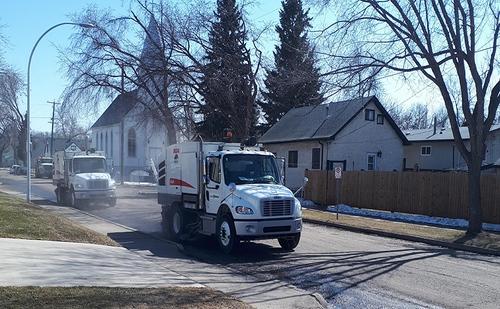 Street Sweeping has Begun!