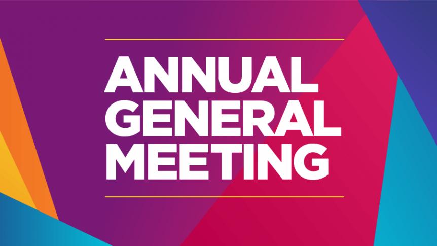 2021 Allendale Annual General Meeting Invite